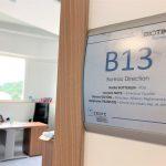 Déménagement dans le centre Bio Innovation